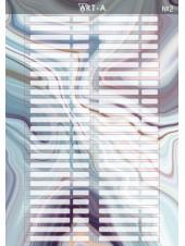 Art-A наклейки на типсы №02