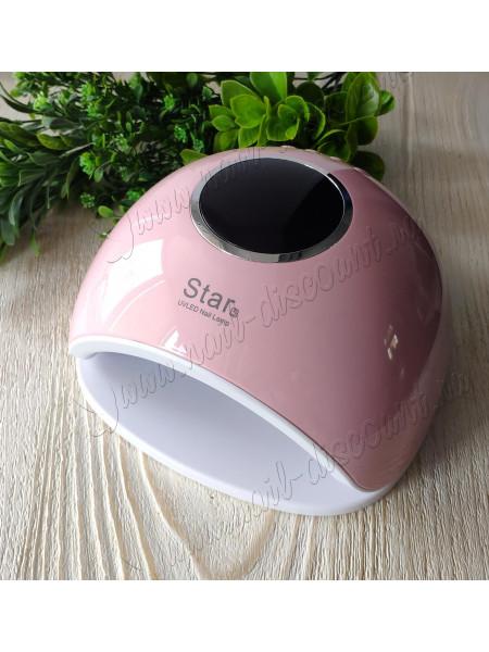 Лампа Star 5 UVLed 48W (розовая)