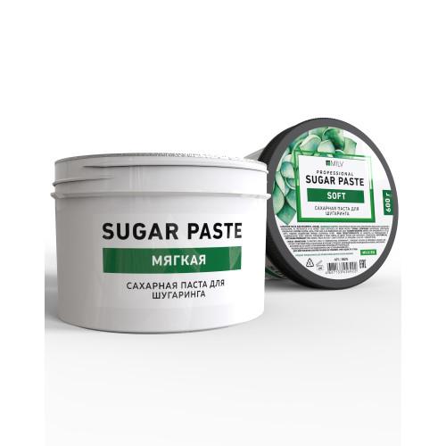 Сахарная паста для шугаринга «Sugar» (550 г.) мягкая в Иркутске