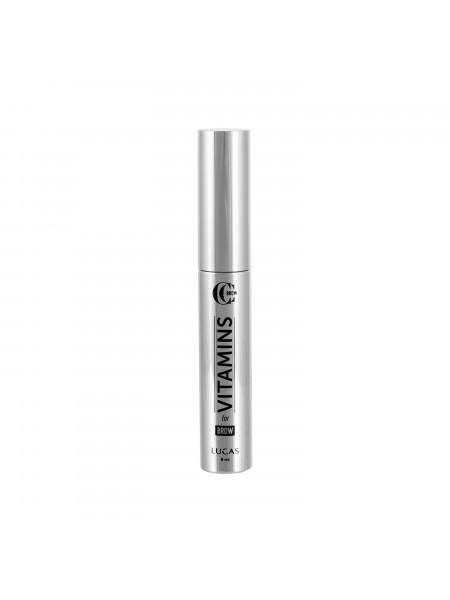 Витаминная сыворотка для бровей Vitamins for brow, CC Brow, 8 мл