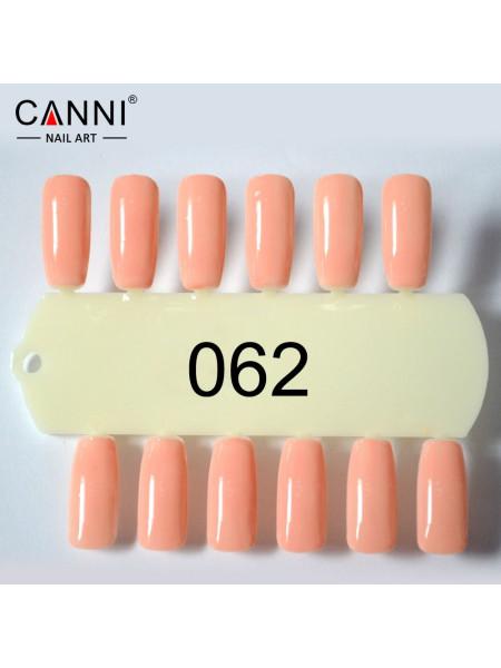 Гель-лак CANNI #062