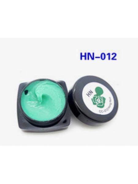 Гель-пластилин для дизайна ногтей (Мятный) HN-12