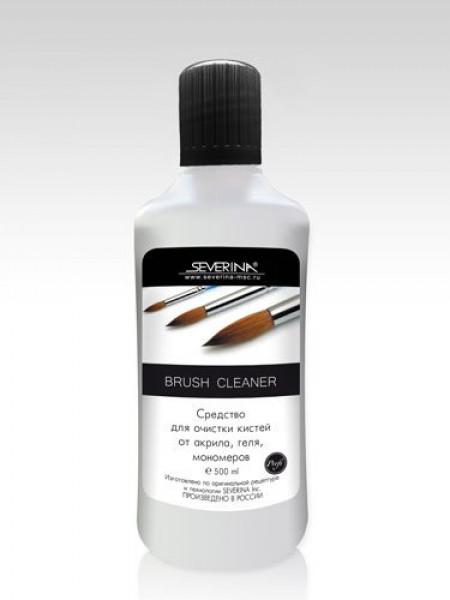 Средство для очистки кистей Brush cleaner Severina 500мл